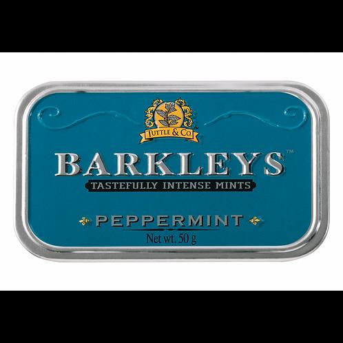 Леденцы Barkleys Перечная Мята (6 шт)
