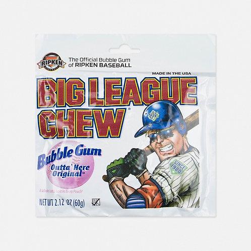 Жевательная резинка Big League Chew Original (12 шт.)