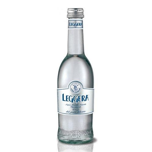 Минеральная вода LEGGERA still негазированная 0,33 л