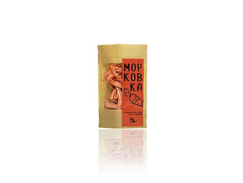 Чипсы Pastilab Сушеный Морковь 25 гр (12 шт)