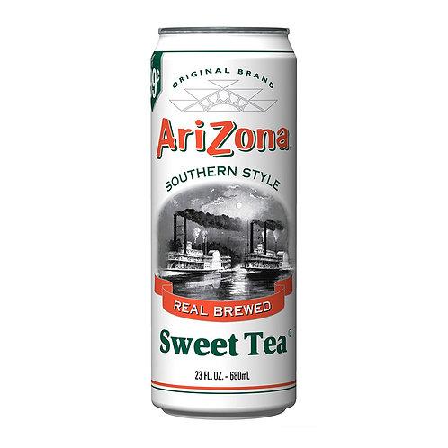 Холодный чай Arizona Tea - Sweet Tea 0,680 л ж/б