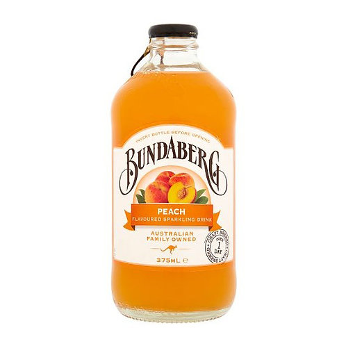 Лимонад Bundaberg Peach (Персик) 0,375л