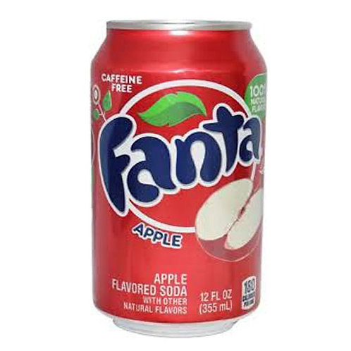 Fanta Apple (24 шт.)