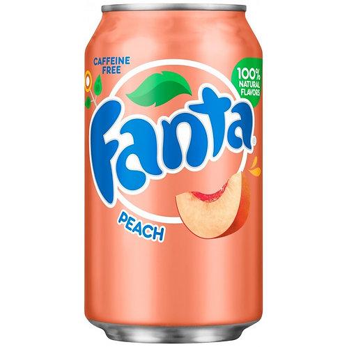 Fanta Peach 355мл/24 шт