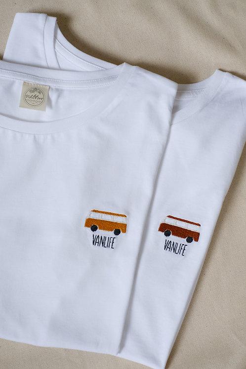 "T-Shirt Frauen ""Vanlife"""