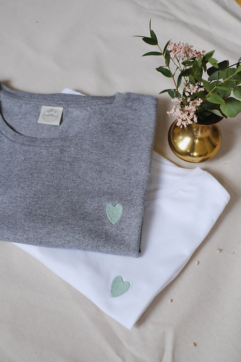 "T-Shirt ""Green Heart"""