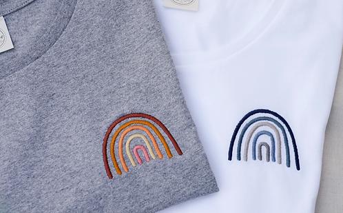 "T-Shirt Frauen ""Rainbow"""