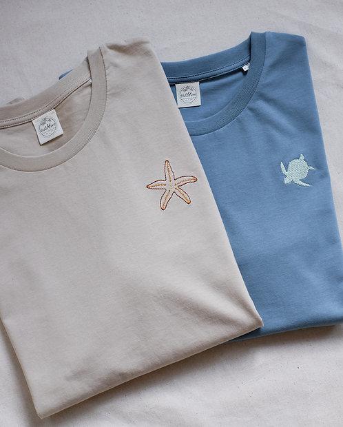 """T-Shirt Unisex """"Ocean"""""""