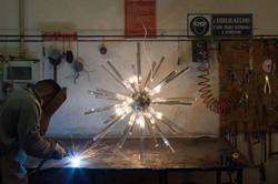 Glass Sputnik