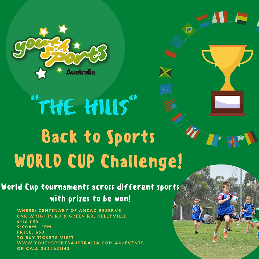 The Hills WORLD CUP Challenge
