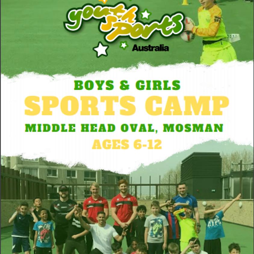 Super Summer Multi-Sports Camp