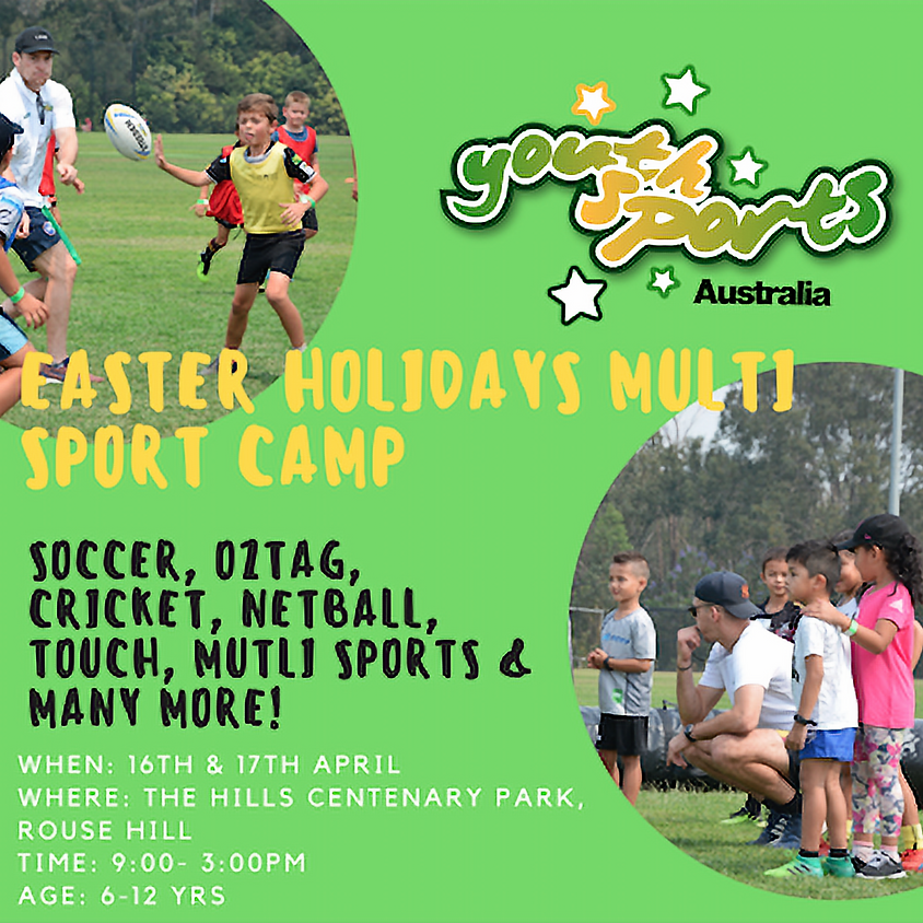Easter Holiday Multi-Sport Camp