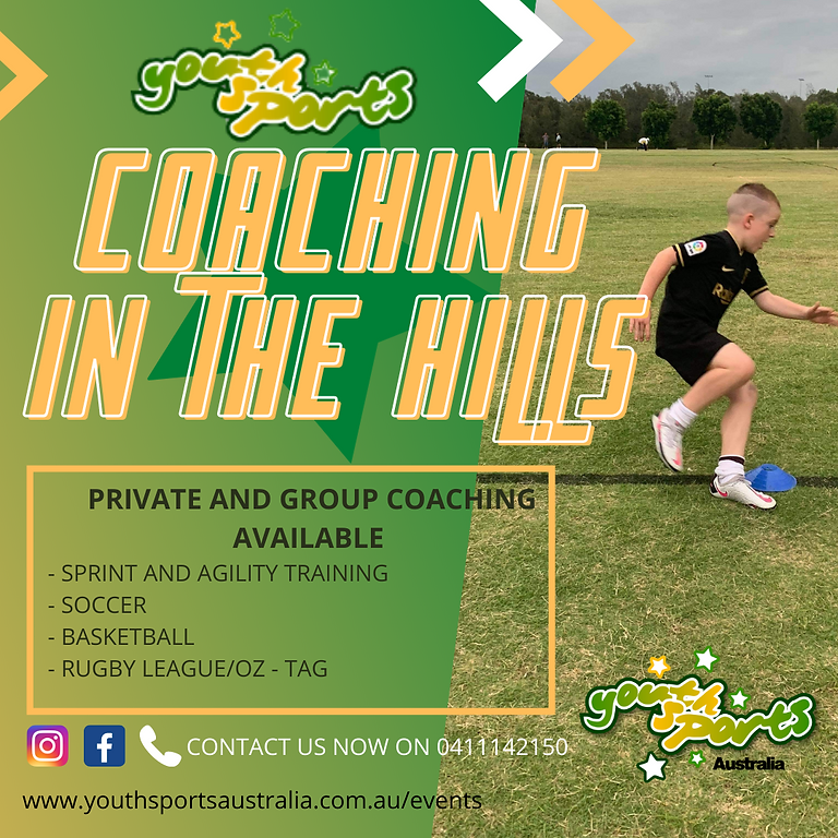 Coaching Sessions in the Hills District