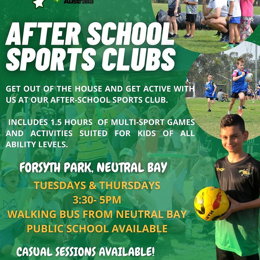 After School Sports Club - Neutral Bay