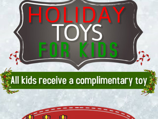 Holiday Toys for Kids