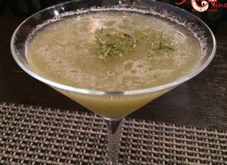 Yes or No for Summer Mojito Martini?????         Follow us on Facebook & Instagram @asianinemd