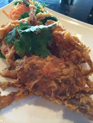 Softshell Crab Kapow