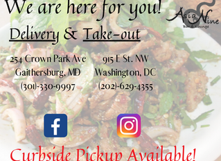 We miss you, Call us.  Follow us on Facebook & Instagram @asianinemd