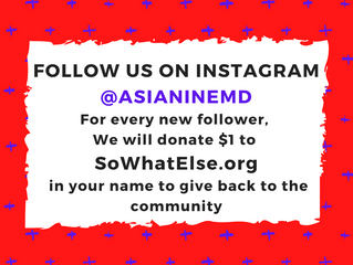Follow us on instagram & Facebook @ASIANINEMD