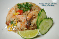 Cantonese Fried Rice w/Shrimp