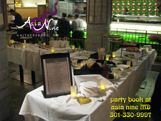 Book parties and events at Asia Nine