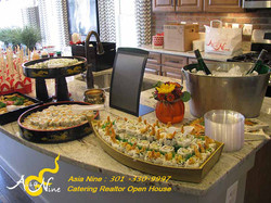 Realtor Open House Catering