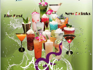 A9MD new drinks will coming soon