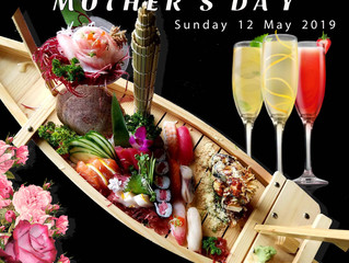 Mother's day specials 2019.