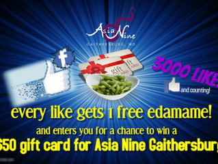 Please Join us at Asia Nine MD Facebook