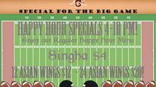 Super Bowl Specials