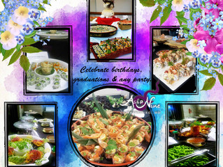 We do catering different style