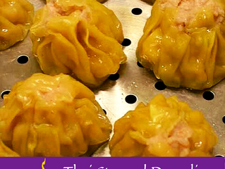 Hot Thai Dumpling on top of our Stove.  Enjoy.  Follow us on Facebook & instagram @asianinemd