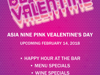 Thinking about celebrating Valentine's Day with your Love? Let AsiaNine give you and your love s
