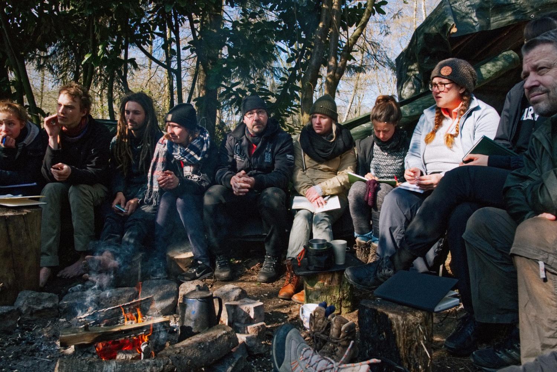 Ausbildung Wildnispädagogik