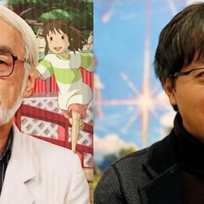 DIFERENCIAS ENTRE SHINKAI Y MIYAZAKI