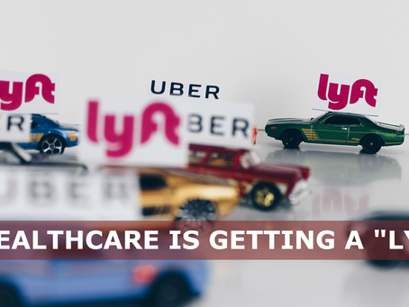 Healthcare is getting a Lyft