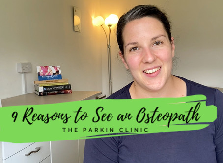 Why see an osteopath?