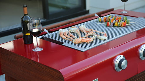 Caliber Rockwell Grill