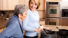 The Benefits of Cooking at Home with a Caregiver