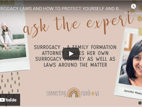 NY Surrogacy Law and How to Protect Yourself and Baby