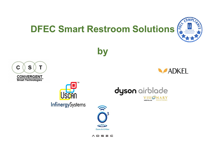 DFEC Smart Clean & Green Restroom Soluti