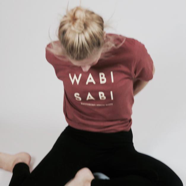 NYHET! T-shirt WABI SABI 399:-