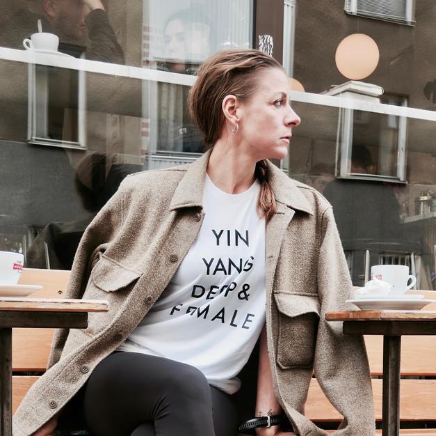 T-shirt Triblend S/M, M/L 399:-
