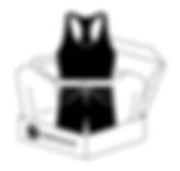 FabCrate Yoga clothing box