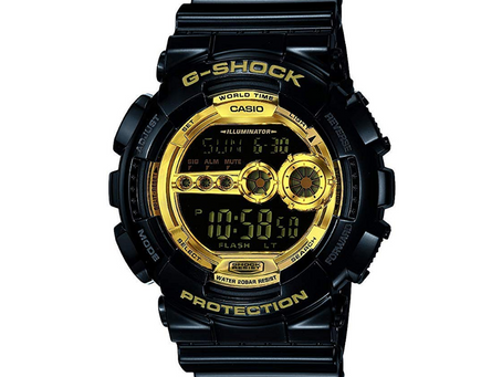Modern and Rugged - The G Shock
