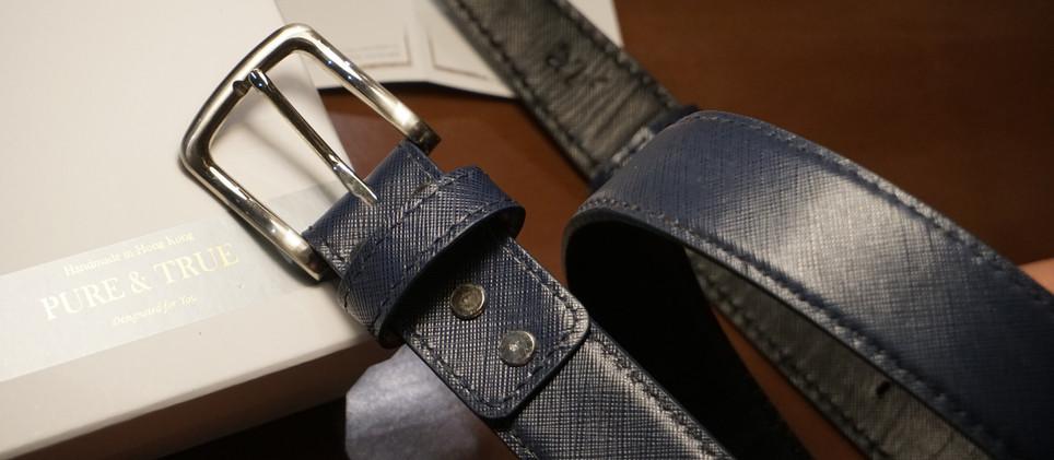 Stitch belt 縫線皮帶