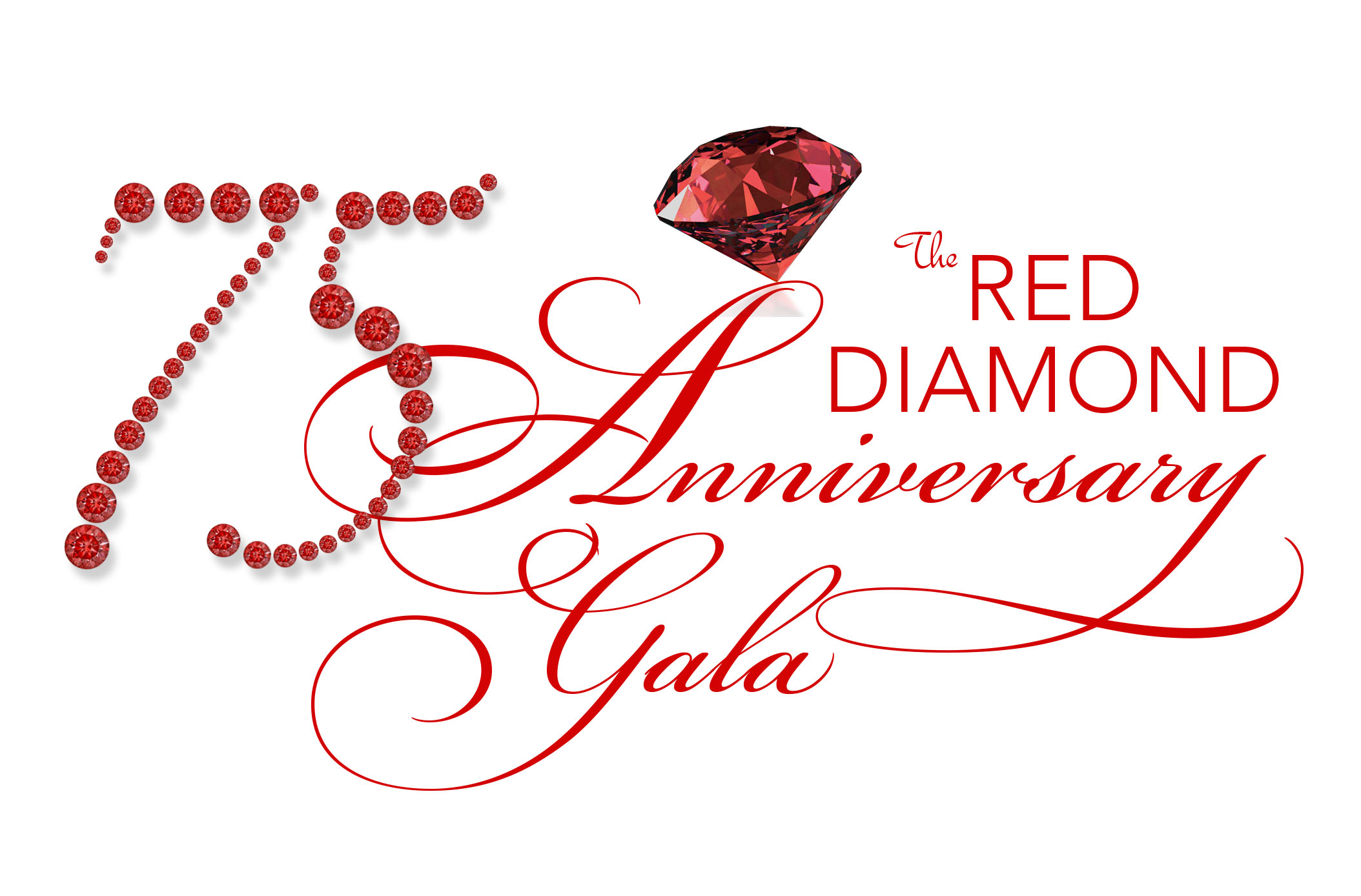 Delta anniversary logo only