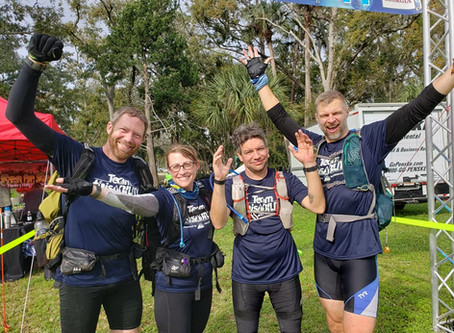 2019 Sea to Sea 72 Hour Expedition Adventure Race... Done!