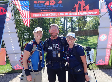 Woohoo!  Team thisABILITY finishes the 2018 USARA National Championships in 16th place:)