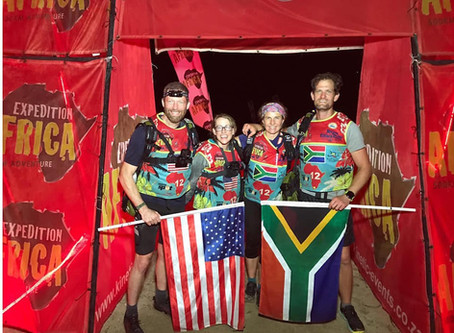 Expedition Africa 2019 Rodrigues:  Team thisABILITY Race Report